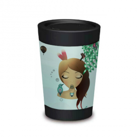 Reusable Cup Design: Sleeping Hine