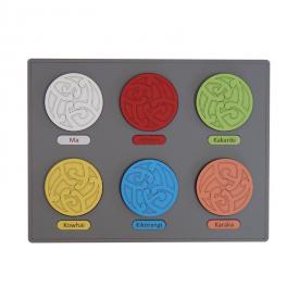 Ngā Tae – Māori Colours Puzzle