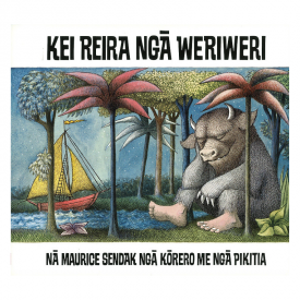 Kei Reira Ngā Weriweri