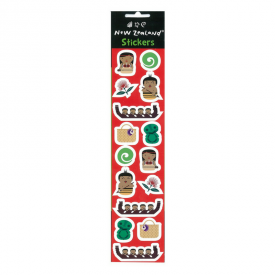 Māoritanga Stickers