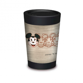Reusable Cup Design: Mickey To Tiki