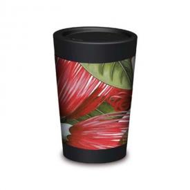 Reusable Cup Design: Pohutukawa