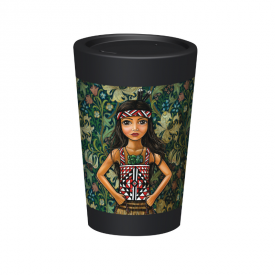 Reusable Cup Design: Courage And Pride