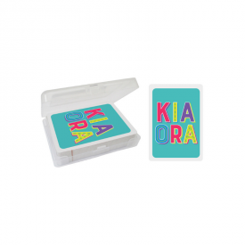 Deck Of Playing Cards – Kia Ora Design