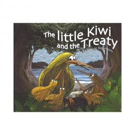 The Little Kiwi And The Treaty