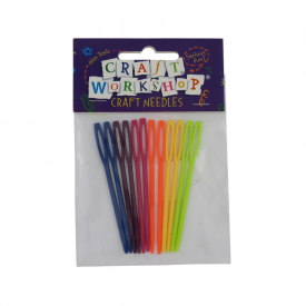 Plastic Craft Needles