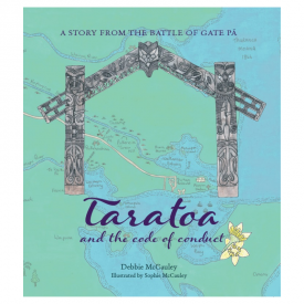 Taratoa And The Code Of Conduct: A Story From The Battle Of Gate Pā