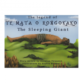 The Legend Of Te Mata O Rongokako – The Sleeping Giant