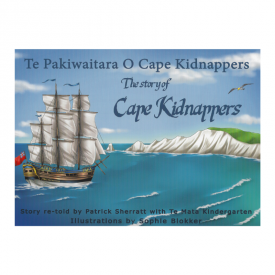 Te Pakiwaitara O Cape Kidnappers – The Story Of Cape Kidnappers