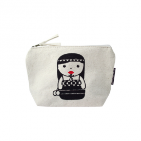 Kapahaka Kotiro Canvas Mini Bag