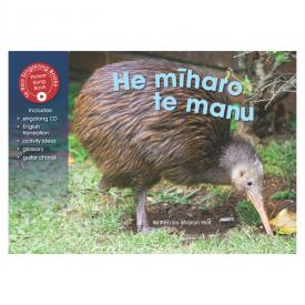 He Mīharo Te Manu (Singalong Book & CD)