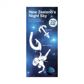 New Zealand's Night Sky Prominent Stars And Constellations