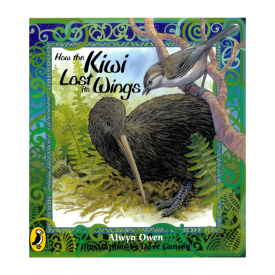 How The Kiwi Lost It's Wings
