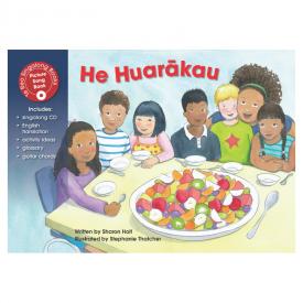 He Huarākau (Singalong Book & CD)
