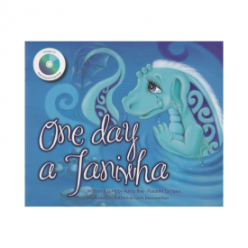 Oneday A Taniwha (Book & CD)
