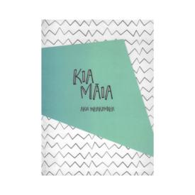 Te Reo Māori Kids Mini Gratitude Journal – Kia Māia – Aku Whakamiha
