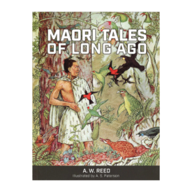 Māori Tales Of Long Ago