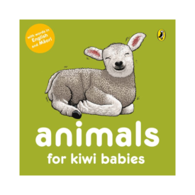 Animals For Kiwi Babies (Board Book)