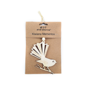 NZ Hanging Ornament – Fantail