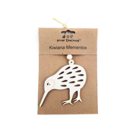 NZ Hanging Ornament – Kiwi