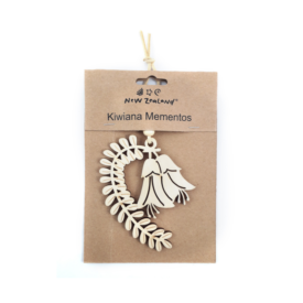 NZ Hanging Ornament – Kōwhai