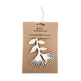 NZ Hanging Ornament – Pōhutukawa