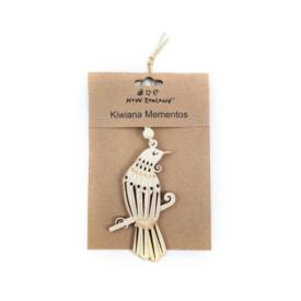 NZ Hanging Ornament – Tūī