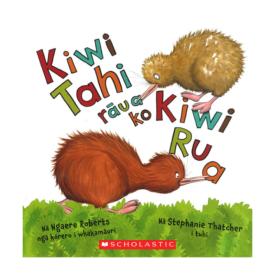 Kiwi Tahi Raua Ko Kiwi Rua