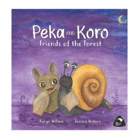 Peka And Koro Friends Of The Forest