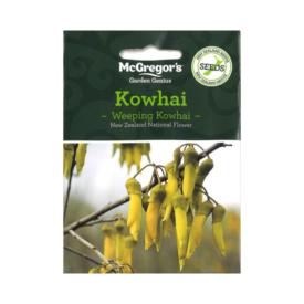 Kowhai – Weeping Kowhai (Native New Zealand Seeds)
