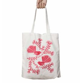 Fantail Cotton Bag
