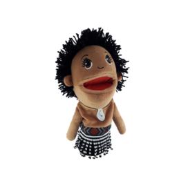 Māori Boy Hand Puppet