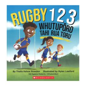 Rugby 123 – Whutupōro Tahi Rua Toru