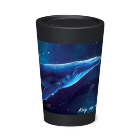 Reusable Cup Design: Ocean Dreamer