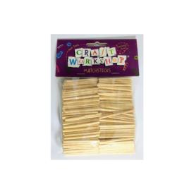 Craft Matchsticks (1000 Pce)
