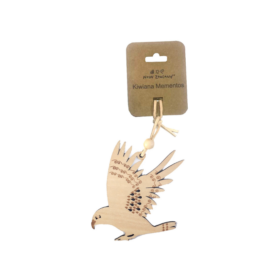 NZ Hanging Ornament – Kea