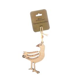 NZ Hanging Ornament – Pūkeko