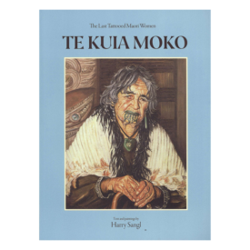 The Last Tattooed Maori Women, Te Kuia Moko