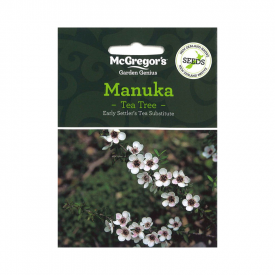 Manuka – Tea Tree (Native New Zealand Seeds)