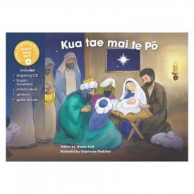 Kua Tae Mai Te Pō (Singalong Book & CD)