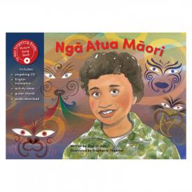 Ngā Atua Māori (Singalong Book & CD)