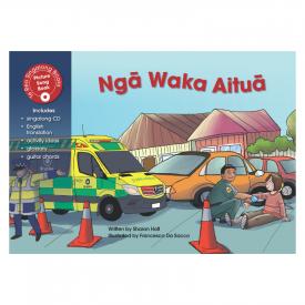 Ngā Waka Aituā (Singalong Book & CD)