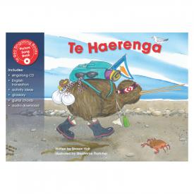 Te Haerenga (Singalong Book & CD)