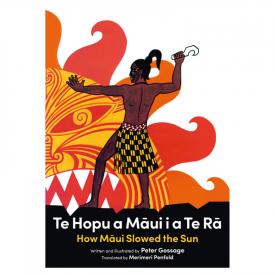 Te Hopu A Māui I A Te Ra – How Māui Slowed The Sun