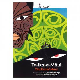 Te-ika-a-Māui – The Fish Of Māui