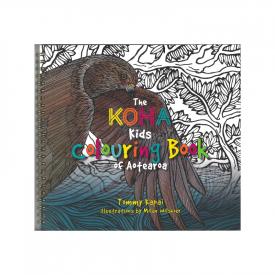 The KOHA Kids Colouring Book Of Aotearoa