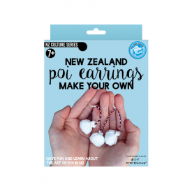 Make Your Own Poi Earrings Box Set