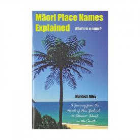 Māori Place Names Explained (Pocket Guide)
