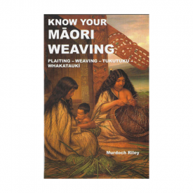 Know Your Māori Weaving (Pocket Guide)