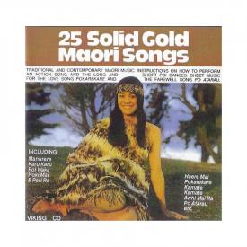 25 Solid Gold Maori Songs (CD)